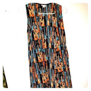 Multicolored Aztec Print - •LuLaRoe•   Joy Vest